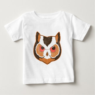 Vintage Owl Baby T-Shirt