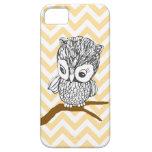 Vintage Owl iPhone 5 Case