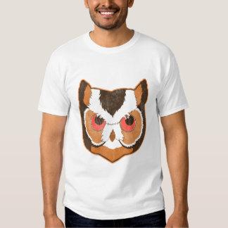Vintage Owl Tshirt
