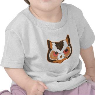 Vintage Owl Shirt