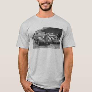 Vintage Packards Classic Cars Retro Cool T-Shirt