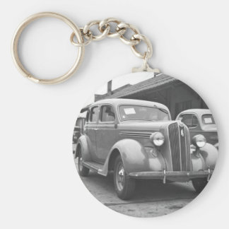 Vintage Packards Key Ring