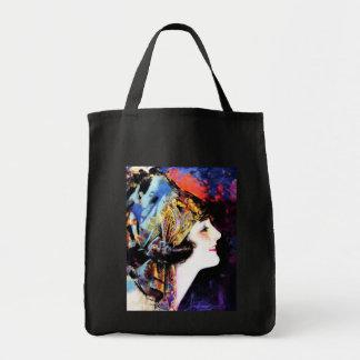 Vintage Painting, Martha Mansfield Tote Bag