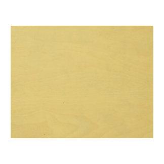 Vintage Pale Yellow Paper Parchment Background Wood Wall Decor