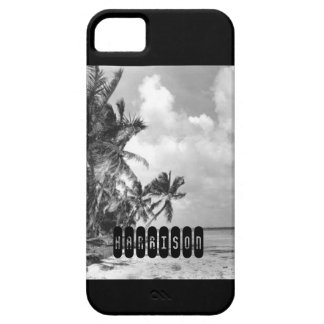 Vintage Palm Trees iPhone 5 Covers