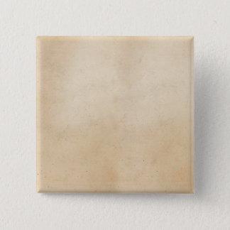 Vintage Paper Antique ParchmentTemplate Blank 15 Cm Square Badge