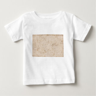 Vintage paper texture bugged baby T-Shirt