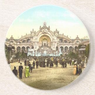 Vintage Paris Exposition of 1900 Coaster
