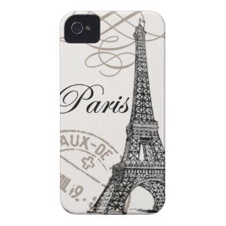 Vintage Paris...iphone 4 case iPhone 4 Cases