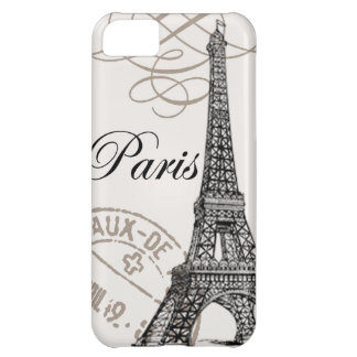 Vintage Paris...iphone 5 case iPhone 5C Case