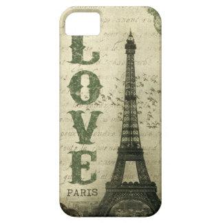 Vintage Paris iPhone 5 Cases