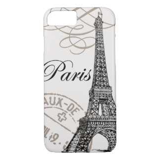 Vintage Paris...iPhone 7 case