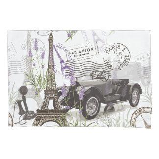 Vintage Paris Pillowcase