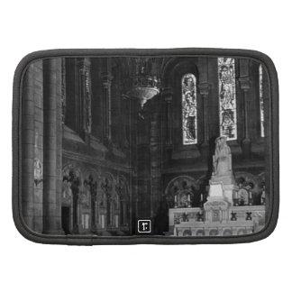 Vintage Paris sacre Coeur basilica virgin chapel Organizer