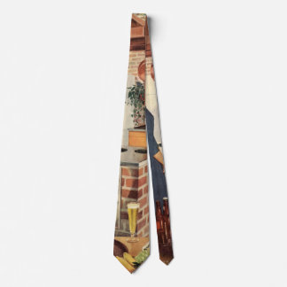 Vintage Party in the Kitchen, Beer and Appetizers Tie