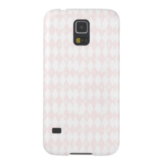 Vintage Pastel Pink Diamond Samsung Galaxy S5 Case
