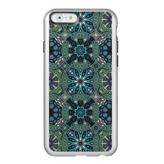 Vintage patchwork with floral mandala elements incipio feather® shine iPhone 6 case