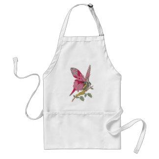 vintage patriotic butterfly union jack apron