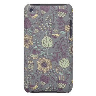 Vintage pattern for stylish wallpapers Case-Mate iPod touch case