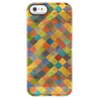 Vintage pattern. Geometric. Permafrost® iPhone SE/5/5s Case