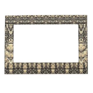 Vintage Pattern Magnetic Frame