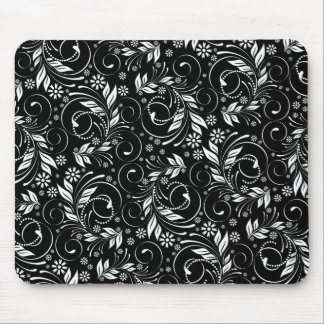 vintage pattern mouse mat