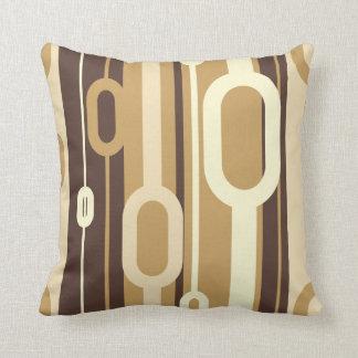 Vintage Pattern Retro Pillow