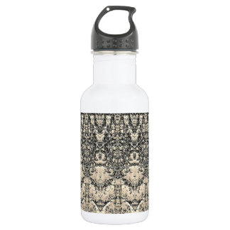 Vintage Pattern Water Bottle