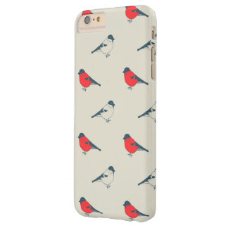 vintage pattern with birds barely there iPhone 6 plus case