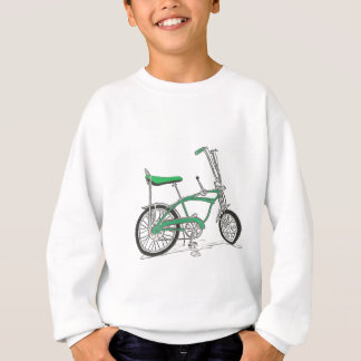 Vintage Pea Picker Green Sting Ray Bike Bicycle Sweatshirt