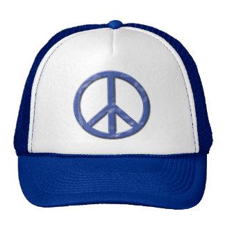 Vintage Peace Sign Cap