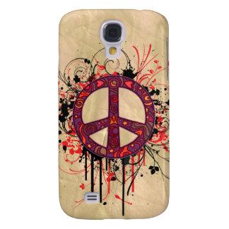 VINTAGE PEACE SYMBOL HTC VIVID / RAIDER 4G COVER
