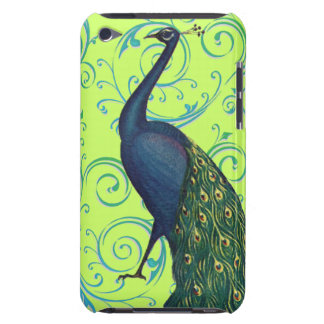 Vintage Peacock iPod Touch Covers
