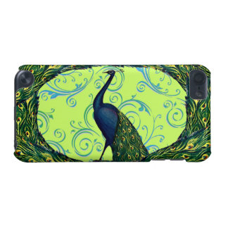 Vintage Peacock iPod Touch 5G Cases