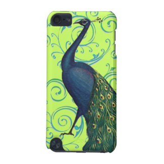 Vintage Peacock iPod Touch (5th Generation) Covers