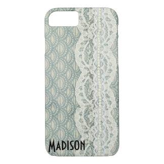 Vintage Pearl Lace Elegant Designs Cell Cases
