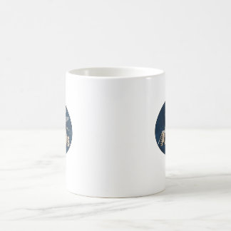 Vintage Pegasus Design Coffee Mug