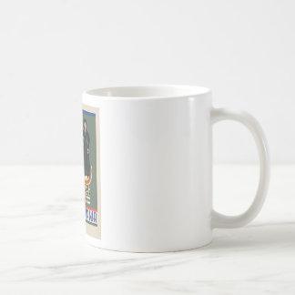Vintage Pennsylvania Travel Coffee Mug