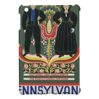 Vintage Pennsylvania Travel iPad Mini Covers
