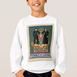 Vintage Pennsylvania Travel Sweatshirt