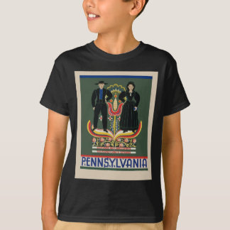 Vintage Pennsylvania Travel T-Shirt