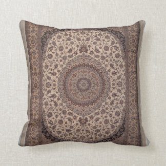 Vintage persian pattern cushion