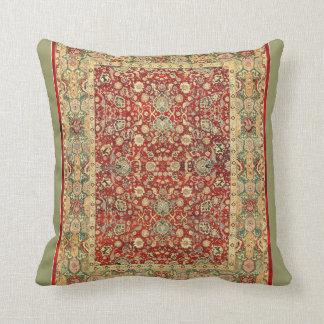 Vintage persian pattern cushions