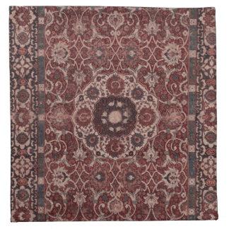 Vintage Persian Tapestry Napkin