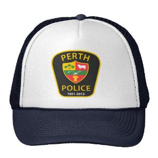 Vintage Perth Police Cap