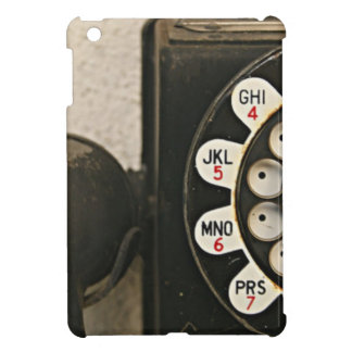 VINTAGE PHONE COVER FOR THE iPad MINI