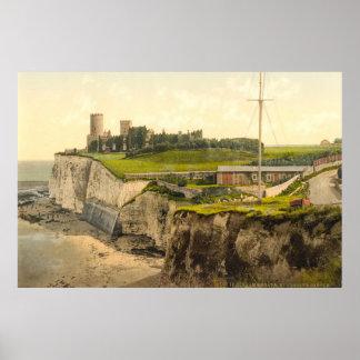 Vintage Photo-Print of Kingsgate Castle (1900) Poster