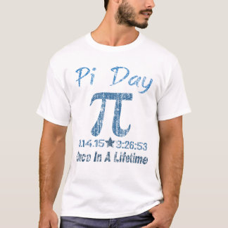Vintage Pi Day 2015 Shirt