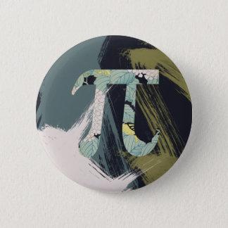 Vintage Pi Day 6 Cm Round Badge