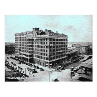 Vintage Pictures of Tampa Florida Postcard
